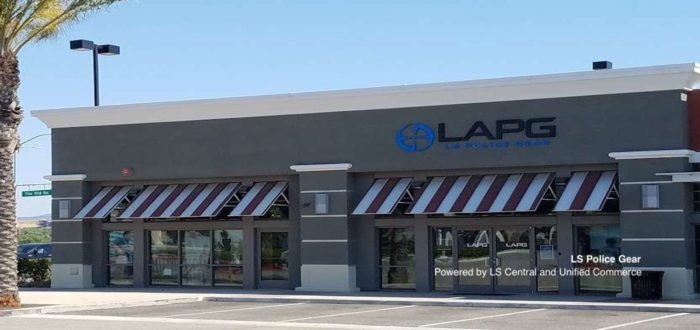 LS Central for Apparel Retail